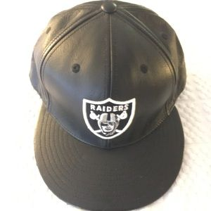 NFL raiders hat
